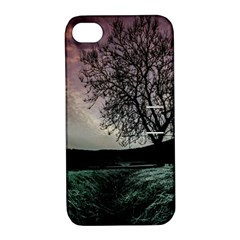 Sky Landscape Nature Clouds Apple iPhone 4/4S Hardshell Case with Stand