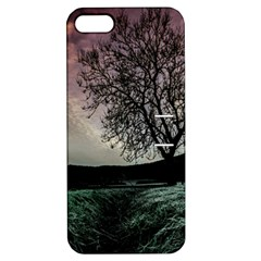 Sky Landscape Nature Clouds Apple iPhone 5 Hardshell Case with Stand