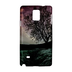 Sky Landscape Nature Clouds Samsung Galaxy Note 4 Hardshell Case