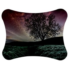Sky Landscape Nature Clouds Jigsaw Puzzle Photo Stand (bow)