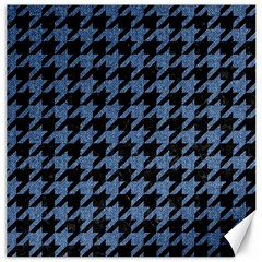 HTH2 BK-MRBL BL-DENM Canvas 20  x 20