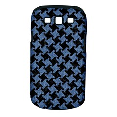 HTH1 BK-MRBL BL-DENM Samsung Galaxy S III Classic Hardshell Case (PC+Silicone)