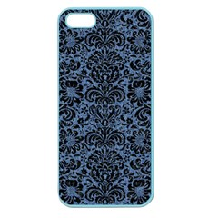 DMS2 BK-MRBL BL-DENM (R) Apple Seamless iPhone 5 Case (Color)