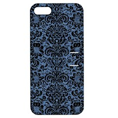 DMS2 BK-MRBL BL-DENM (R) Apple iPhone 5 Hardshell Case with Stand