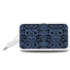 DMS2 BK-MRBL BL-DENM Portable Speaker (White)