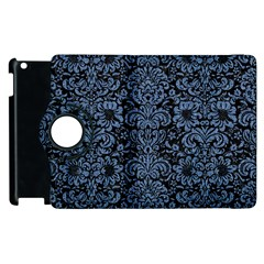DMS2 BK-MRBL BL-DENM Apple iPad 3/4 Flip 360 Case