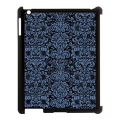 DMS2 BK-MRBL BL-DENM Apple iPad 3/4 Case (Black)