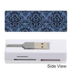 DMS1 BK-MRBL BL-DENM (R) Memory Card Reader (Stick)