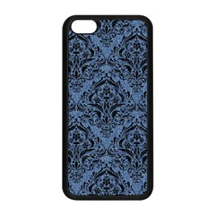 DMS1 BK-MRBL BL-DENM (R) Apple iPhone 5C Seamless Case (Black)