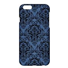 DMS1 BK-MRBL BL-DENM (R) Apple iPhone 6 Plus/6S Plus Hardshell Case