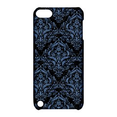 DMS1 BK-MRBL BL-DENM Apple iPod Touch 5 Hardshell Case with Stand