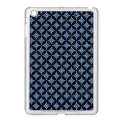 CIR3 BK-MRBL BL-DENM (R) Apple iPad Mini Case (White)