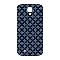 CIR3 BK-MRBL BL-DENM (R) Samsung Galaxy S4 I9500/I9505  Hardshell Back Case