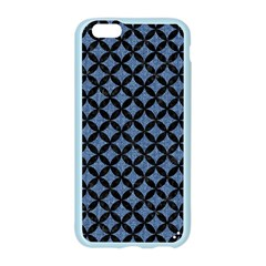 CIR3 BK-MRBL BL-DENM (R) Apple Seamless iPhone 6/6S Case (Color)