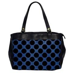 CIR2 BK-MRBL BL-DENM (R) Office Handbags