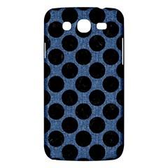 CIR2 BK-MRBL BL-DENM (R) Samsung Galaxy Mega 5.8 I9152 Hardshell Case