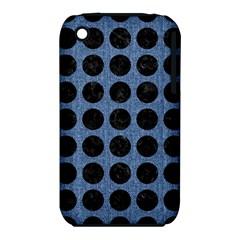 CIR1 BK-MRBL BL-DENM (R) iPhone 3S/3GS