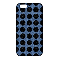 CIR1 BK-MRBL BL-DENM (R) iPhone 6/6S TPU Case