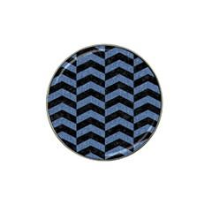 CHV2 BK-MRBL BL-DENM Hat Clip Ball Marker