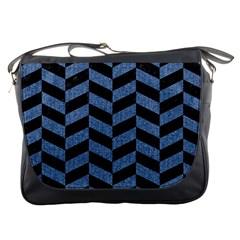 CHV1 BK-MRBL BL-DENM Messenger Bags