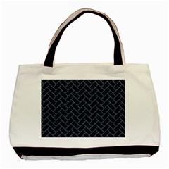 BRK2 BK-MRBL BL-DENM Basic Tote Bag (Two Sides)