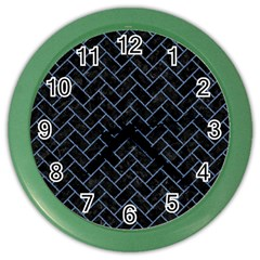 BRK2 BK-MRBL BL-DENM Color Wall Clocks