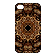 3d Fractal Art Apple iPhone 4/4S Hardshell Case