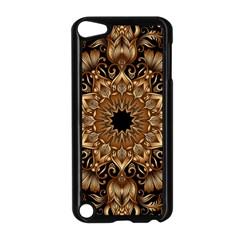 3d Fractal Art Apple iPod Touch 5 Case (Black)