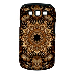 3d Fractal Art Samsung Galaxy S III Classic Hardshell Case (PC+Silicone)