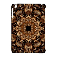 3d Fractal Art Apple iPad Mini Hardshell Case (Compatible with Smart Cover)