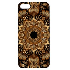 3d Fractal Art Apple iPhone 5 Hardshell Case with Stand