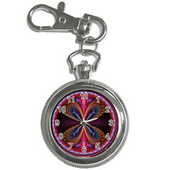 3d Abstract Ring Key Chain Watches