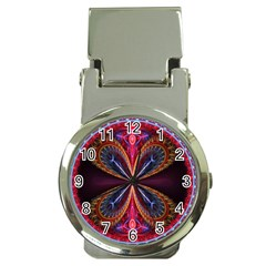 3d Abstract Ring Money Clip Watches