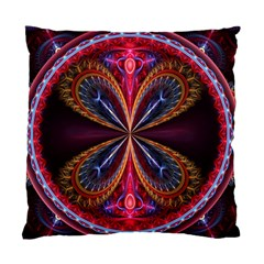 3d Abstract Ring Standard Cushion Case (One Side)