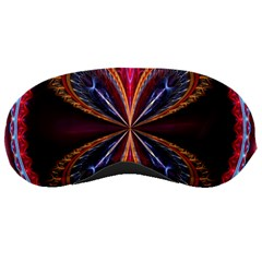 3d Abstract Ring Sleeping Masks