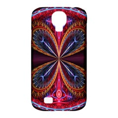 3d Abstract Ring Samsung Galaxy S4 Classic Hardshell Case (PC+Silicone)