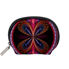 3d Abstract Ring Accessory Pouches (Small)