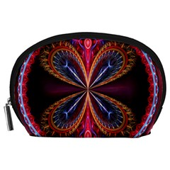 3d Abstract Ring Accessory Pouches (large)