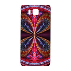 3d Abstract Ring Samsung Galaxy Alpha Hardshell Back Case
