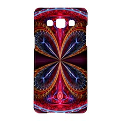 3d Abstract Ring Samsung Galaxy A5 Hardshell Case