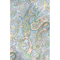 Paisley Boho Hippie Retro Fashion Print Pattern  5.5  x 8.5  Notebooks