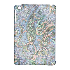 Paisley Boho Hippie Retro Fashion Print Pattern  Apple iPad Mini Hardshell Case (Compatible with Smart Cover)