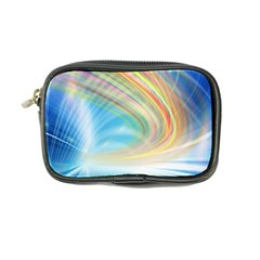 Glow Motion Lines Light Coin Purse