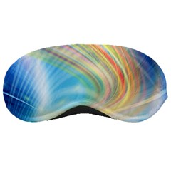Glow Motion Lines Light Sleeping Masks