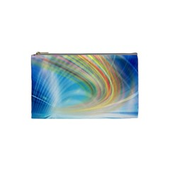 Glow Motion Lines Light Cosmetic Bag (Small)