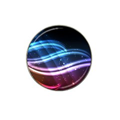 Illustrations Color Purple Blue Circle Space Hat Clip Ball Marker (10 Pack)