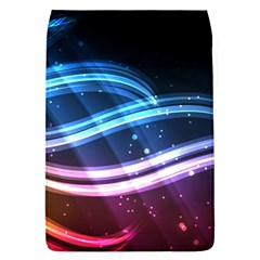 Illustrations Color Purple Blue Circle Space Flap Covers (L)