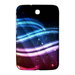 Illustrations Color Purple Blue Circle Space Samsung Galaxy Note 8 0 N5100 Hardshell Case