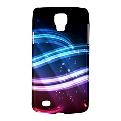Illustrations Color Purple Blue Circle Space Galaxy S4 Active