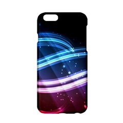 Illustrations Color Purple Blue Circle Space Apple iPhone 6/6S Hardshell Case